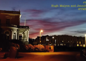 Suspended Reality – A Conversation<br>by Hugh Malyon