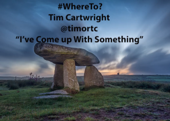 I've Come Up With Something<br>by Tim Cartwright